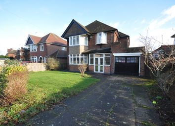 Thumbnail 4 bed detached house for sale in Rolleston Road, Burton-On-Trent