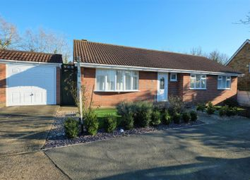 Thumbnail 3 bedroom detached bungalow for sale in St. Margarets Close, Seasalter, Whitstable