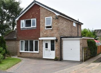 Thumbnail 3 bed detached house for sale in Kirkby Avenue, Clayton-Le-Woods, Chorley