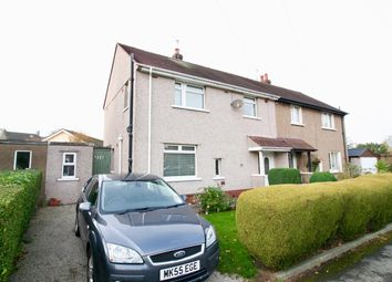 Thumbnail 3 bedroom semi-detached house for sale in Warton Avenue, Heysham, Morecambe