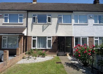 Thumbnail 3 bed terraced house to rent in Poley Road, Stanford Le Hope, Essex