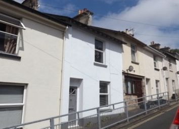 Thumbnail 3 bed terraced house to rent in Tudor Road, Newton Abbot
