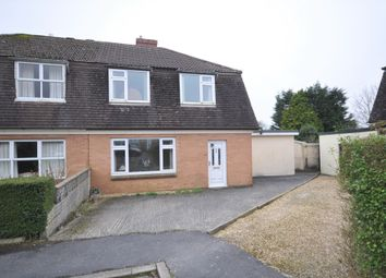 Thumbnail 3 bed semi-detached house for sale in 4 Caerwenog, Carmarthen