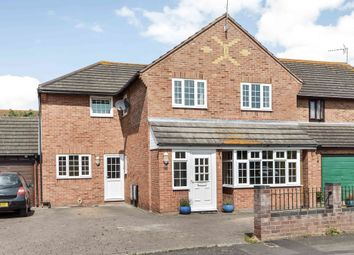 Thumbnail 4 bedroom link-detached house for sale in Yardley Close, Portsmouth