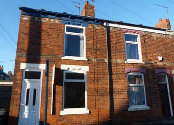 Thumbnail 2 bed end terrace house to rent in Exmouth Street, Newland Avenue, Hull
