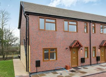 Thumbnail 2 bed terraced house for sale in Station Road, Scholar Green, Stoke-On-Trent