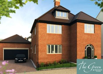 "Thumbnail 5 bed detached house for sale in ""The Crawford @ The Green"" at Romsey Road, Winchester"