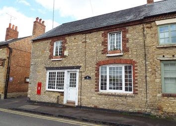 Thumbnail 4 bed cottage for sale in High Street, Wollaston, Northamptonshire