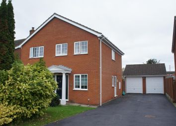 Thumbnail 4 bed detached house for sale in Willow Springs, Cranfield, Bedfordshire