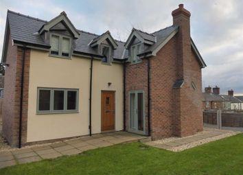Thumbnail 3 bed detached house for sale in Llwyn Bach, Church Lane, Llansantffraid Ym, Powys
