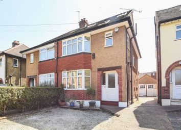Thumbnail 4 bed semi-detached house for sale in Bridge Road, Chessington