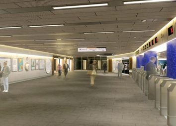 Retail premises to let in Charing Cross Underground Station Northern Line Ticket Hall, City Of Westminster WC2N