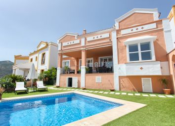 Thumbnail 4 bed town house for sale in La Heredia, Benahavis, Malaga, Spain