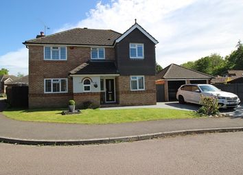 Thumbnail 4 bed detached house for sale in Wynlea Close, Crawley Down