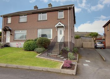Thumbnail 3 bed semi-detached house for sale in Cloverhill Crescent, Newtownards