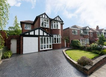 Thumbnail 4 bed detached house for sale in Rivington Crescent, Swinton, Manchester