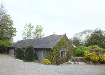 Thumbnail 4 bed detached bungalow for sale in Sequoia Lodge, West Grove Lane, Hundleton, Pembroke