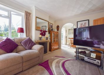 Thumbnail 3 bedroom detached house for sale in Agincourt Close, St. Leonards-On-Sea