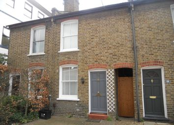 Thumbnail 2 bed cottage to rent in Grosvenor Road, Twickenham