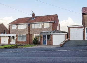Thumbnail 3 bed semi-detached house for sale in Lord Derby Road, Gee Cross