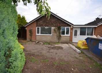 Thumbnail 2 bed detached bungalow for sale in Fraser Close, Walton, Stone