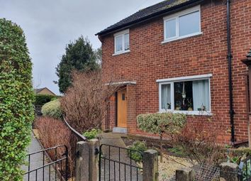 Thumbnail 3 bed terraced house for sale in Lloyd Place, Blacon, Chester