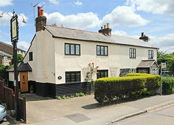 Thumbnail 4 bed cottage for sale in Stortford Road, Hatfield Heath, Bishop's Stortford, Herts