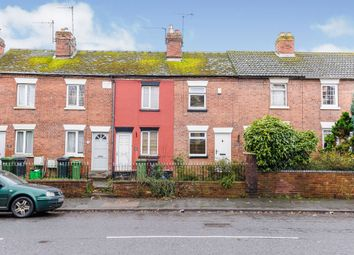 Thumbnail 2 bedroom terraced house for sale in Whitecross Road, Hereford