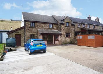 Thumbnail 3 bed semi-detached house for sale in Quarnford, Buxton, Staffordshire