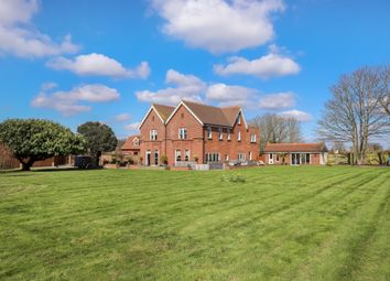 Newgate Lane, Fareham PO14. 7 bed detached house for sale