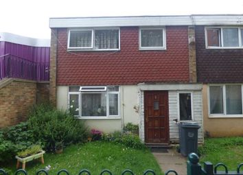 Thumbnail 3 bedroom end terrace house for sale in Althorp Street, Northampton, Northants