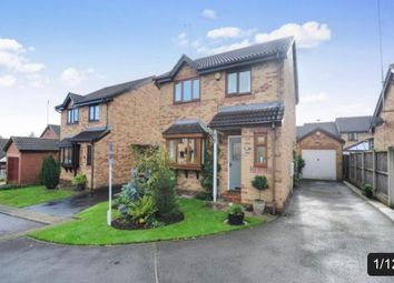 Thumbnail 3 bed detached house for sale in Stumpcross Court, Pontefract