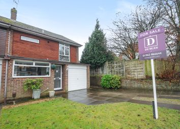 Thumbnail 3 bedroom end terrace house to rent in Rockbourne Road, Winchester