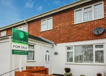 Thumbnail 3 bed terraced house for sale in Epping Close, Warminster