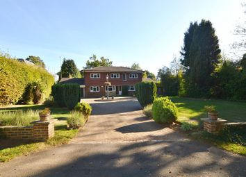 Thumbnail 5 bed detached house for sale in Mark Way, Godalming