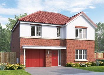 """Thumbnail 4 bed detached house for sale in """"The Overbury"""" at Northgate Lodge, Skinner Lane, Pontefract"""