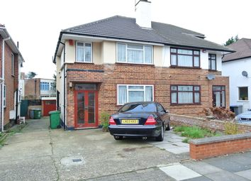Thumbnail 4 bed semi-detached house to rent in Chapman Crescent, Kenton