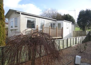 Thumbnail 2 bed mobile/park home for sale in Old Rectory Mews, St Columb