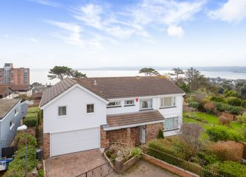 Thumbnail 5 bed detached house for sale in Haldon Close, Torquay