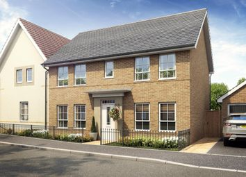 "Thumbnail 4 bedroom detached house for sale in ""Thornbury"" at Great Mead, Yeovil"