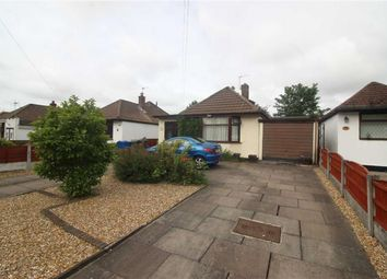 Thumbnail 3 bed detached bungalow for sale in Long Lane, Hindley Green, Wigan