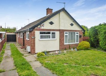 Thumbnail 4 bedroom detached bungalow for sale in Elizabeth Close, Lowestoft
