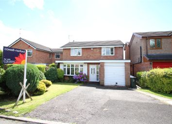 Thumbnail 4 bedroom detached house for sale in Bittern Close, Bamford, Rochdale, Greater Manchester