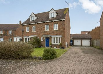 Thumbnail 4 bed town house for sale in Pine Close, Rendlesham, Woodbridge