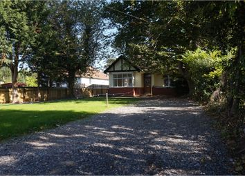 Thumbnail 5 bedroom detached bungalow for sale in Coombe Lane, Stoke Bishop, Bristol