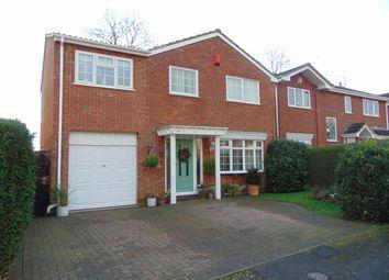 Thumbnail 4 bed detached house for sale in Broadlands, Desborough