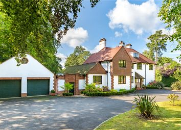 6 bed detached house for sale in Hurtmore Road, Hurtmore, Godalming, Surrey GU7