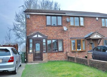 Thumbnail 2 bed semi-detached house for sale in Butterley Close, Dukinfield