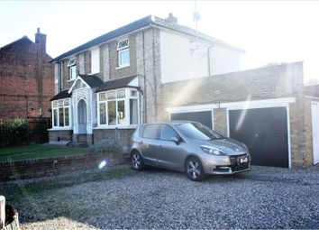Thumbnail 3 bed detached house for sale in Baddow Road, Chelmsford