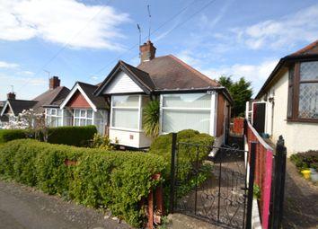 Thumbnail 2 bedroom bungalow for sale in Ruskin Road, Kingsthorpe, Northampton